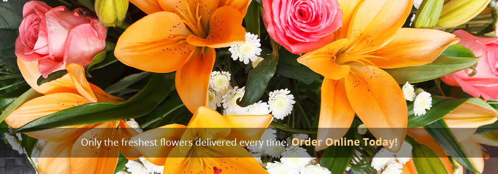 Eros Flowers in Birmingham - Order Online or Call 01217 835750