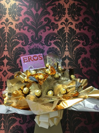 Ferrero Rocher Bouquet Gold