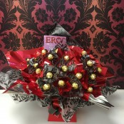 Ferrero Rocher Red & Black